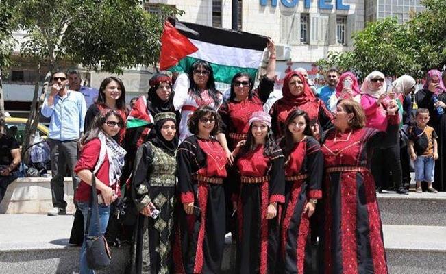 Filistin'de kültürel miras yürüyüşü