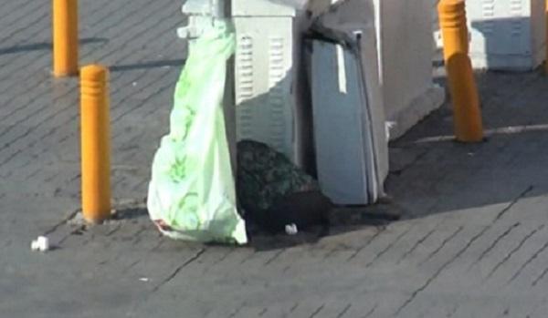 Taksim Meydanı'nda şüpheli çanta alarmı