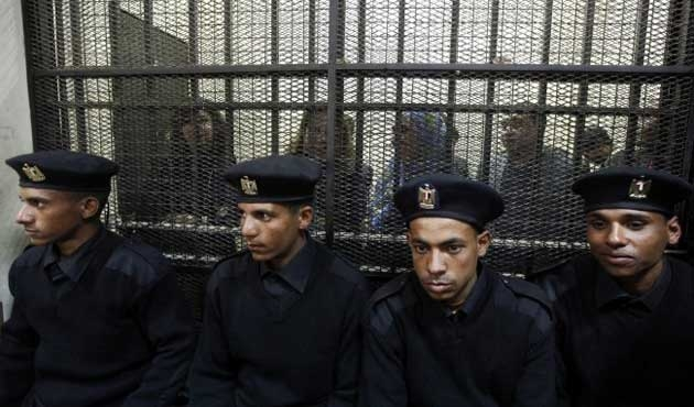 Mısır'da cunta yönetiminden 44 İhvan mensubuna gözaltı