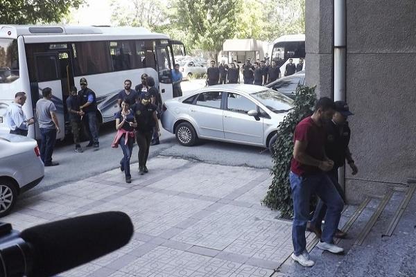 Ankara'da PKK'dan 21 kişi tutuklandı