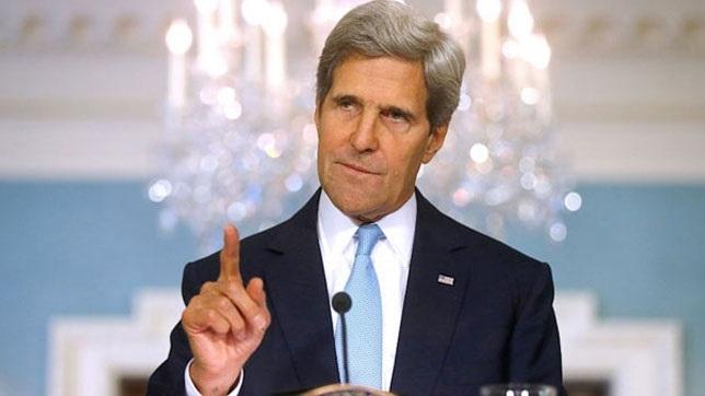 Kerry'nin yeni Suriye temsilcisi İsrail'den