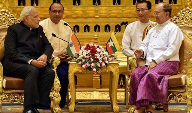 Hindistan, Myanmar'a müdahale edebilecek