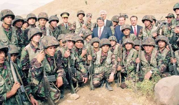 PKK'ya yönelik ilk hava harekatı böyle yapılmıştı