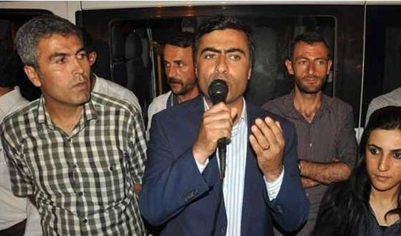 PKK ile tehdit eden HDP'li vekil özür diledi