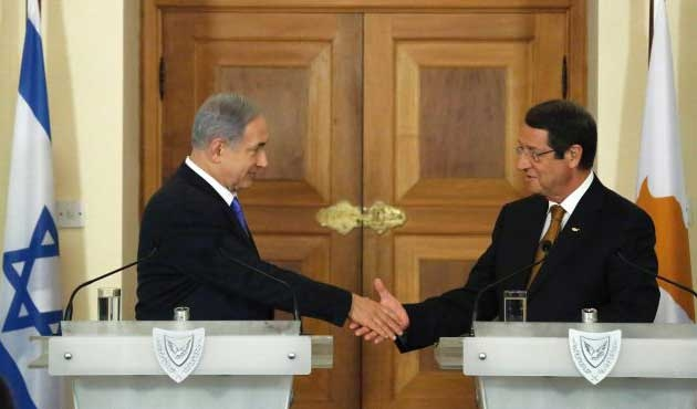 İsrail, Yunanistan ve Kıbrıslı Rumlardan ortak güç