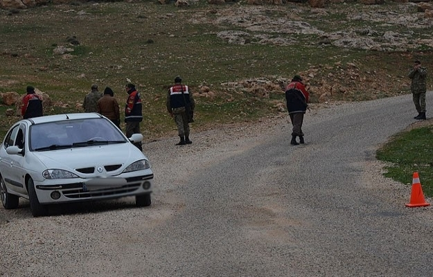 Şırnak'ta polis ve askeri araca saldırı