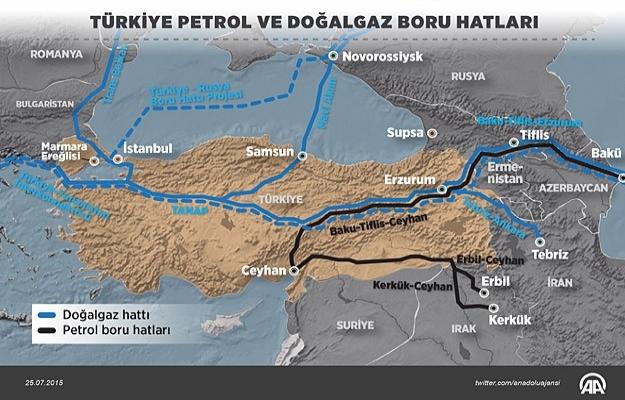 Rusya, boru hattı teklifini Ankara'ya sundu