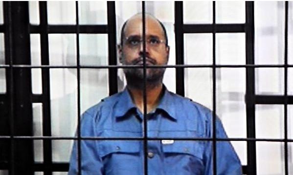 Kaddafi'nin oğlu Seyfülislam idama mahkum edildi