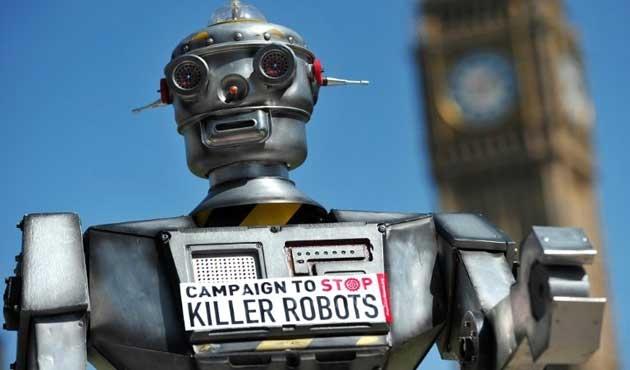 Yeni tehdit:Yapay zekâlı robotlar