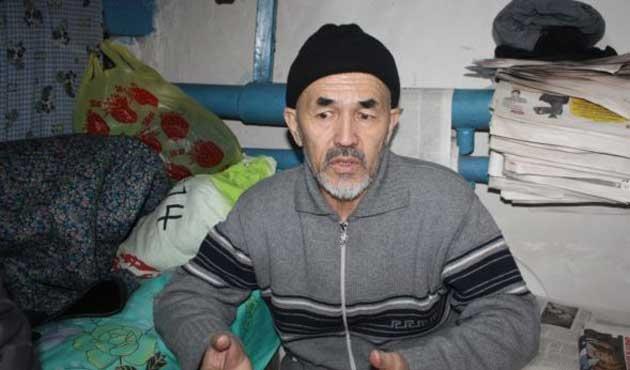 AB heyeti tutuklu Özbek muhalif için Kırgızistan'da