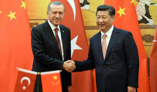 Çin, Türkiye'de demiryolu ve nükleere talip