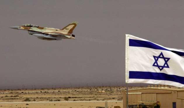 İsrail'den Suriye'ye hava saldırısı iddiası