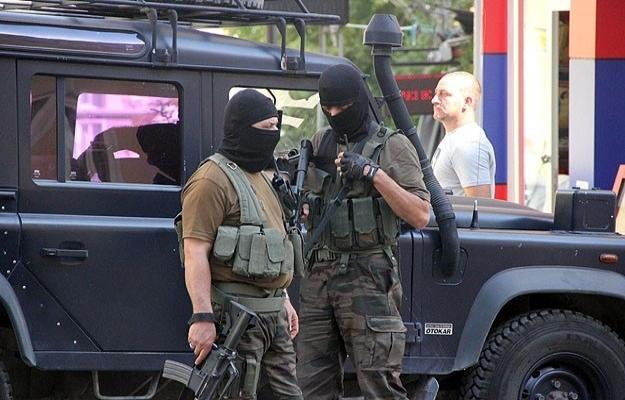 Eylem hazırlığındaki 9 PKK'lı yakalandı