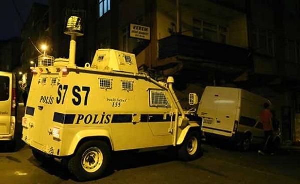 'Canlı bomba' olduğu iddia edilen DHKP-C'li tutuklandı