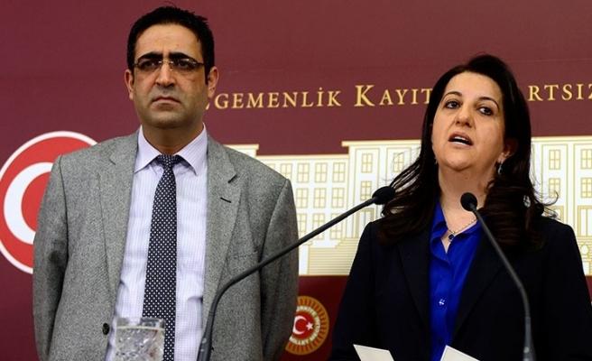HDP Rus uçağını Meclis'e taşıdı