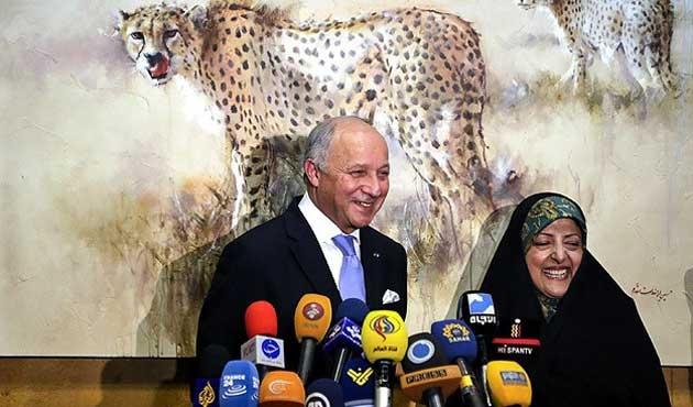 Fabius: İran'ın ihtiyaçlarına cevap verebiliriz