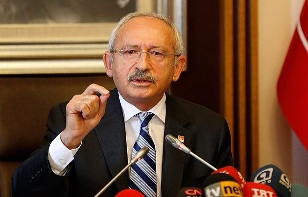 Kılıçdaroğlu'nun fezlekesi de Meclis'e gönderildi