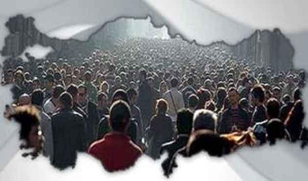 Türkiye nüfusu 100 milyona ulaşamayacak