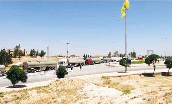 PYD, Esad'ın yardımıyla petrol işliyor