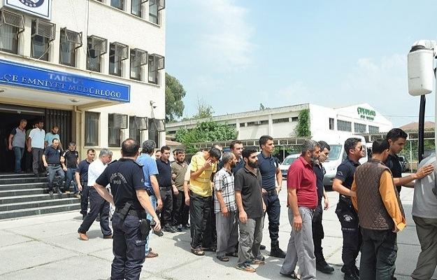 Terör operasyonlarında 27 kişi tutuklandı