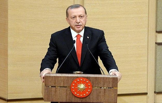 Erdoğan: Obama bizden Kobani için yardım istemişti