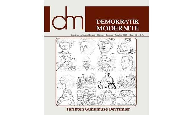 'PKK'nın yeni resmi ideolojisi': Demokratik Modernite