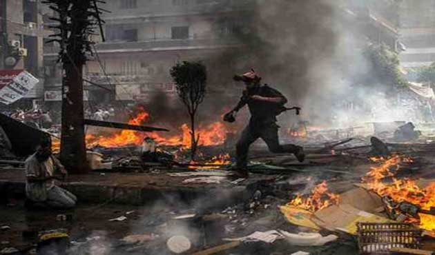 Rabia Katliamı'nda yüzlerce Mısırlı ölmüştü