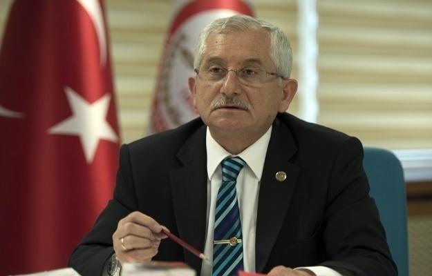 YSK başkanı: Seçime katılım çok yüksek oldu