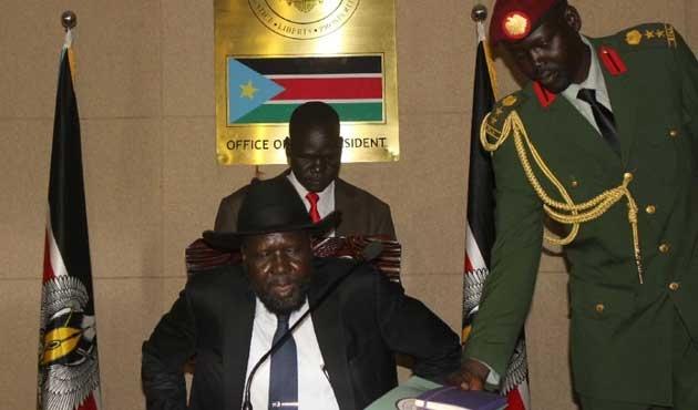Güney Sudan barış görüşmeleri başarısız oldu