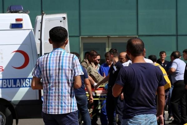 Yaralı İsrail vatandaşları gönderildi