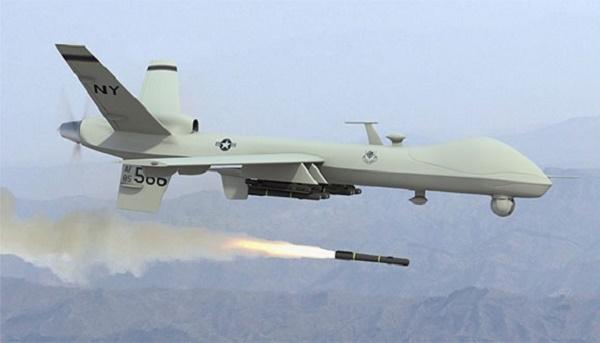 ABD'den Afganistan'da İHA'lı DEAŞ operasyonu: 20 ölü