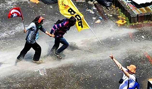 HDP Gezi olaylarının araştırılmasını istedi!