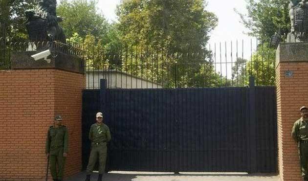 İngiltere, 4 yıl sonra İran'da büyükelçilik açtı