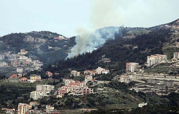Esad birlikleri Türkmendağı'na saldırdı