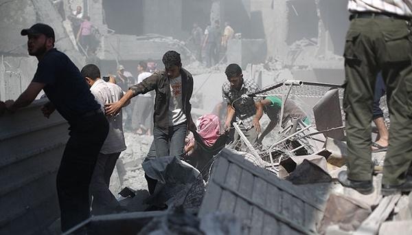 Suudi Arabistan ve Suriye savaşı durdurmak istiyor