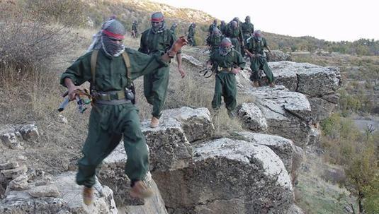 İran'da 12 PJAK'lı öldürüldü