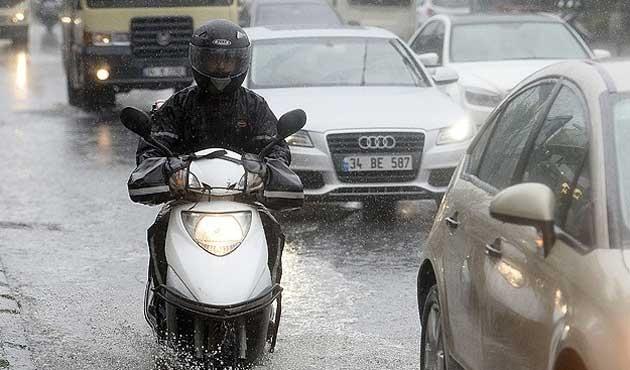 Meteoroloji'den çok şiddetli yağış uyarısı