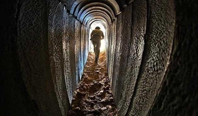 Gazze tünellerini imha eden Mısır'a kınama
