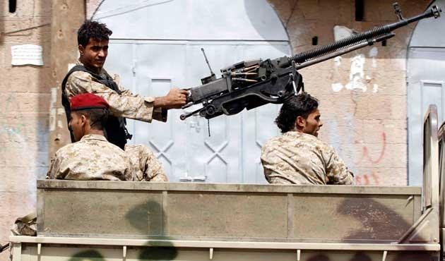 Yemen'deki Husi saldırılarında 5 sivil öldü