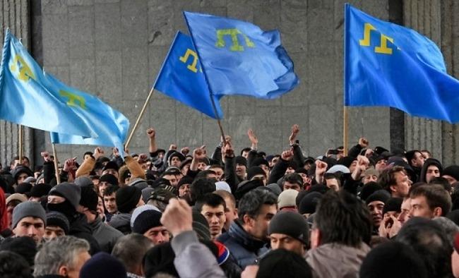 Kırım Tatarları Rusya seçimlerini boykot etti