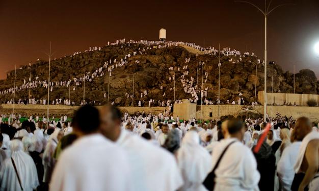 Hacı adaylarının Arafat yolculuğu başladı