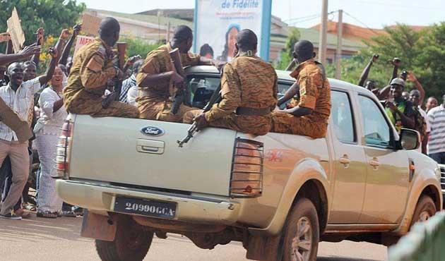 Burkina Faso'da silahlı saldırı