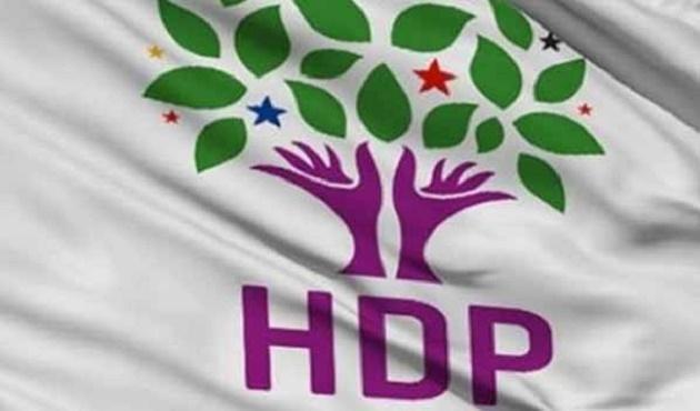HDP'nin itirazı reddedildi