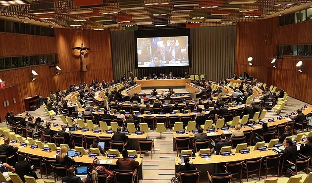 BMGK'de Suriye görüşmeleri ele alındı