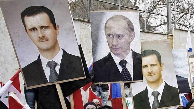 Putin Esad'ı değil kendini kurtarmaya çalışıyor