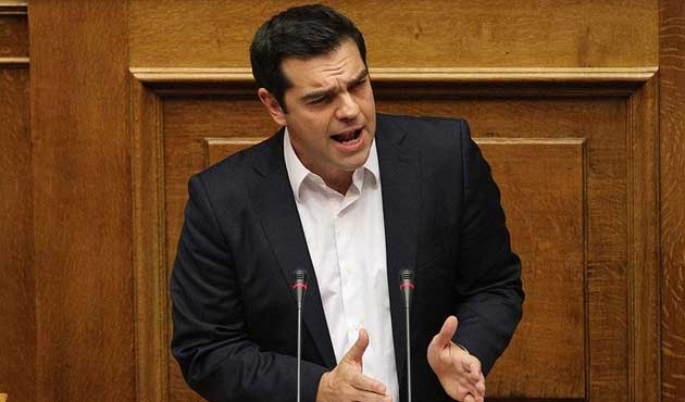 Yunan Başbakan Çipras İsrail'de