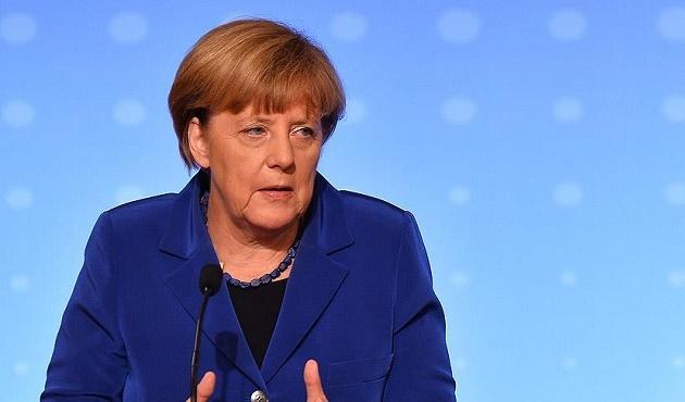 Alman Başbakan Merkel Çin'e gidiyor