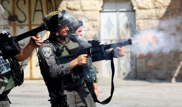 İsrail saldırılarında 34 Filistinli yaralandı