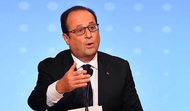 Hollande, Türkiye ziyaretini iptal etti