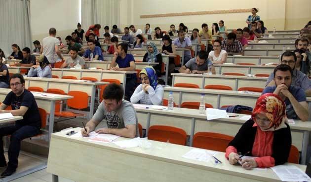 Asli öğretmenliğe geçiş sınavı 19 Mart'ta